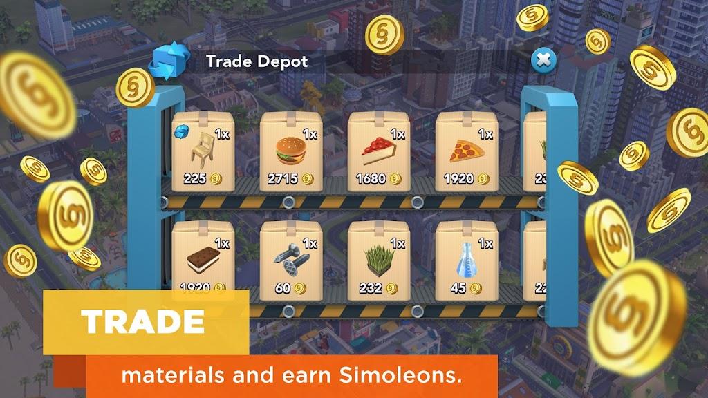 SimCity BuildIt  poster 4