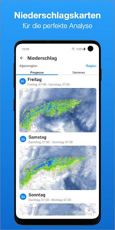 bergfex/Wetter App - Prognosen Regenradar & Webcamのおすすめ画像5