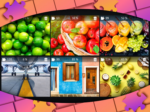 Jigsaw Puzzles Collection HD - Puzzles for Adults  screenshots 11