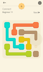 Linedoku - Logic Puzzle Games 1.9.18 screenshots 4