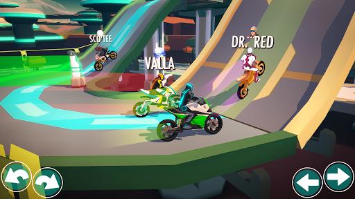 Gravity Rider: Extreme Balance Space Bike Racing 1.18.4 Screenshots 8