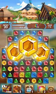 Sea of Jewels : Aloha ! Match3 puzzle 6