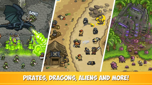 Kingdom Rush Frontiers - Tower Defense Game  screenshots 15
