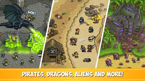 Kingdom Rush Frontiers - Tower Defense Game  Screenshots 10