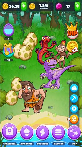 World Evolution Clicker - Merge Creatures! 0.13 screenshots 21