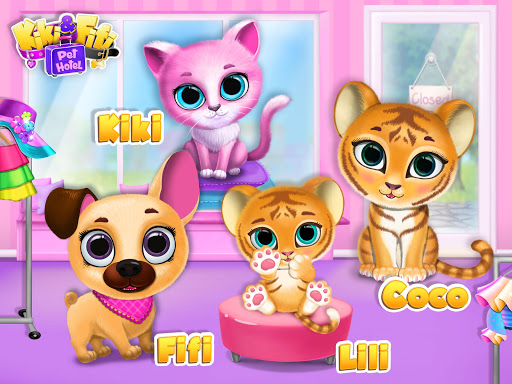 Kiki & Fifi Pet Hotel u2013 My Virtual Animal House android2mod screenshots 18
