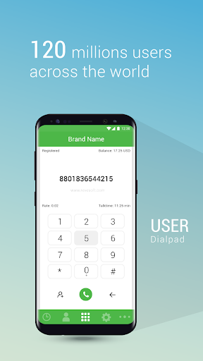 iTel Mobile Dialer Express 4.1.5 Screenshots 4
