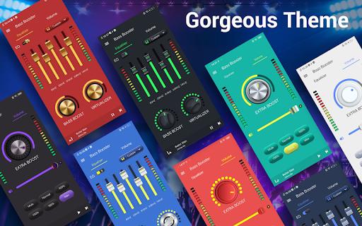 Equalizer -- Bass Booster & Volume EQ &Virtualizer 1.5.3 Screenshots 11