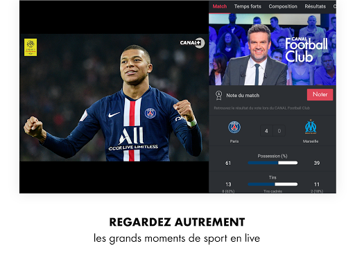 myCANAL, vos programmes en live ou en replay screenshots 21