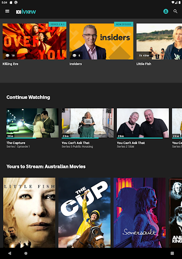 ABC iview  screenshots 7