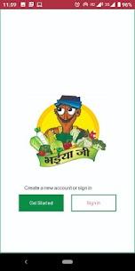 BHAIYAJEE- Vegetables/Fruit/Grocery shopping app 1.0 Mod + Data Download 2