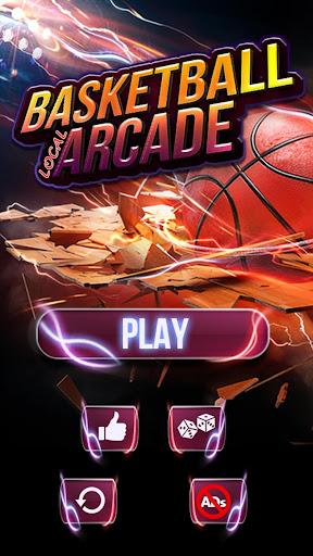 Basketball Local Arcade Game  screenshots 1