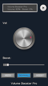 Volume Booster Pro 🔊 Music Sound Booster 1.1