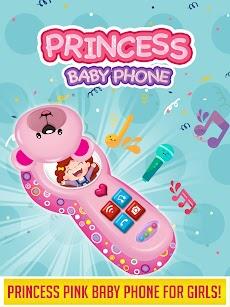 Princess Baby Phone - Kids & Toddlers Play Phoneのおすすめ画像1