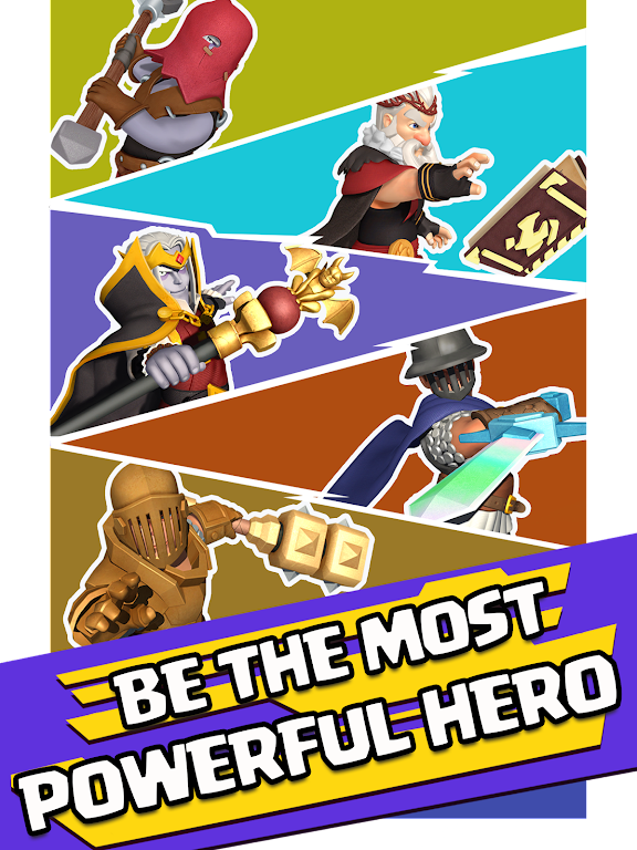 Middle Earth Heroes  poster 14