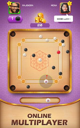 Carrom Friends : Carrom Board & Pool Game 1.0.31 screenshots 9