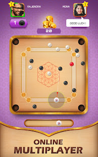 Carrom Friends : Carrom Board & Pool Game 1.0.33 Screenshots 17