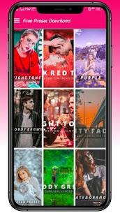 Free Presets – Lightroom Mobile Presets & Filter for PC 1