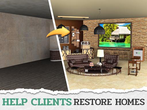 Design My Home Makeover: Words of Dream House Game apktram screenshots 7