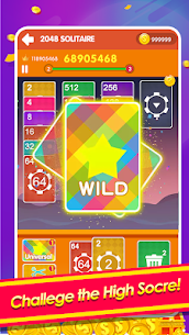 2048 Cards Casual – 2048 Solitaire Games Apk 2