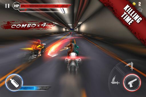 Death Moto 3 : Fighting Bike Rider