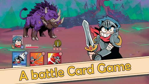 Card Guardians: Deck Building Roguelike Card Game  screenshots 6