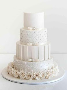 Wedding Cake Design | Rustic, Simple and Sweet Screenshot