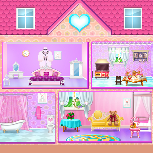 Baixar Ballet Doll Home Design Game: Build A House Games para Android