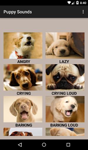 Puppy Sounds screenshots 1