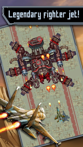 Mig 2D: Retro Shooter! apkmr screenshots 13
