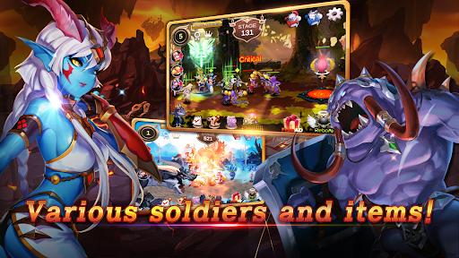 Rebirth Master - Idle RPG  screenshots 1