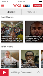 WKU Public Radio App For Pc Download (Windows 7/8/10 And Mac) 2