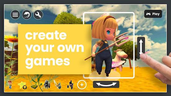 Struckd - 3D Game Creator 2.3.23 Screenshots 2