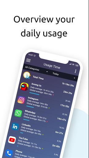 StayFree - Screen Time Tracker & Limit App Usage 6.4.1 Screenshots 1