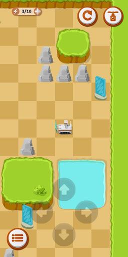 laser odyssey - reflection puzzle screenshot 3