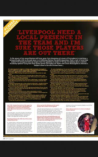 the kop magazine screenshot 3
