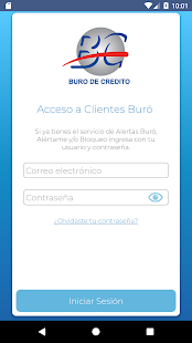Buro de Crédito Screenshot