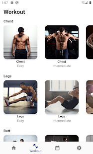Six Pack Abs Workout at Home 1.6 Screenshots 5