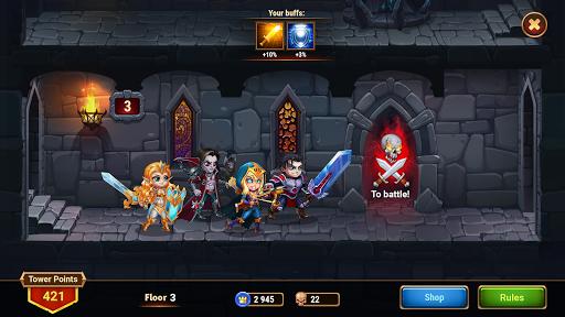 Hero Wars – Stratégie RPG en ligne  APK MOD (Astuce) screenshots 6