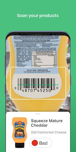 Yuka - food & cosmetic scan 3.34 Screenshots 2