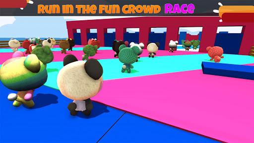 Fun Falling guys 3D 1.0 screenshots 2