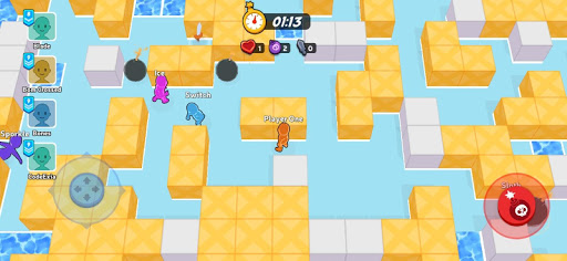 Bomber.io apkslow screenshots 8