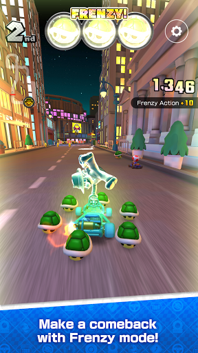 Mario Kart Tour apktram screenshots 6