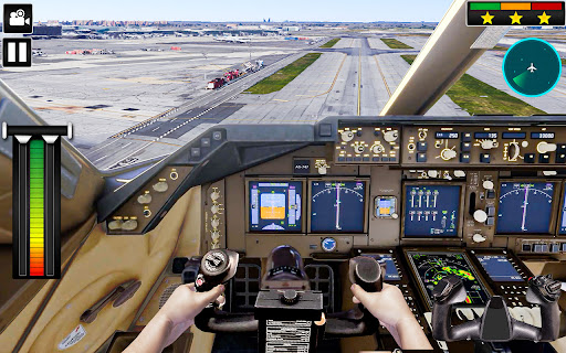 Plane Pilot Flight Simulator: Airplane Games 2019 1.3 screenshots 12