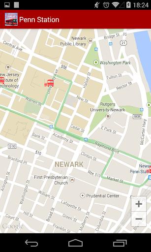 Rutgers Newark Transit Live For PC Windows (7, 8, 10, 10X) & Mac Computer Image Number- 7