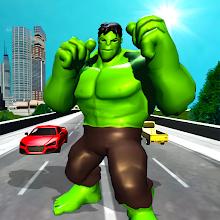 Incredible Monster Super City Hero Battle Mission APK