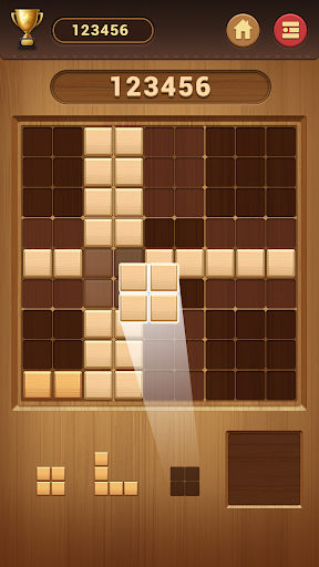 Wood Block Sudoku Game -Classic Free Brain Puzzle 0.6.6 screenshots 2