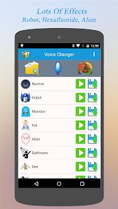 Best Voice Changer – Free 1.7.70 Mod + APK (Data) Latest 1
