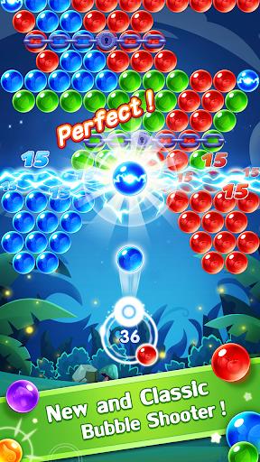 Bubble Shooter Genies modiapk screenshots 1