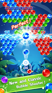 Bubble Shooter Genies 1